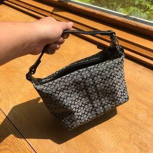 Authentic small COACH purse